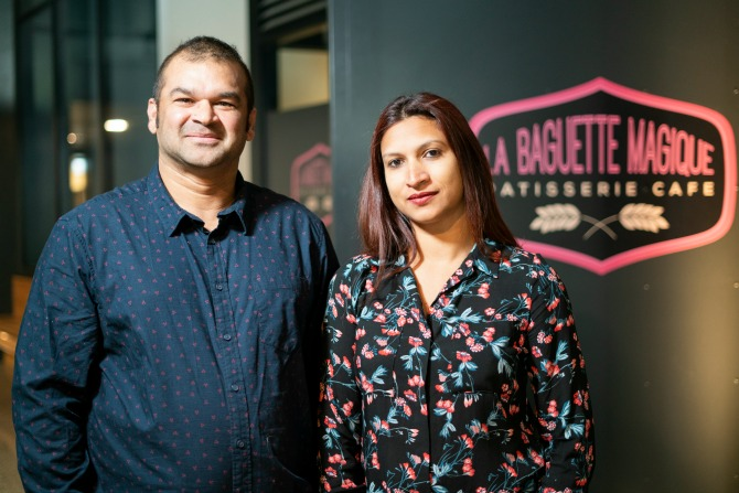 La Baguette Magique to bring Mauritian sweet magic to Canberra