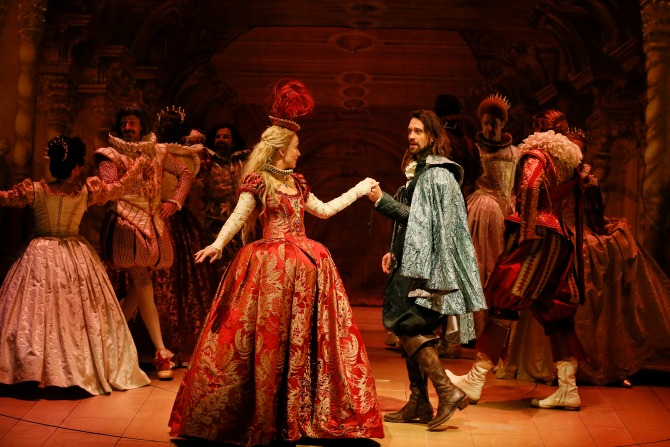 Shakespeare in Love: star-crossed lovers, laughs and a dog