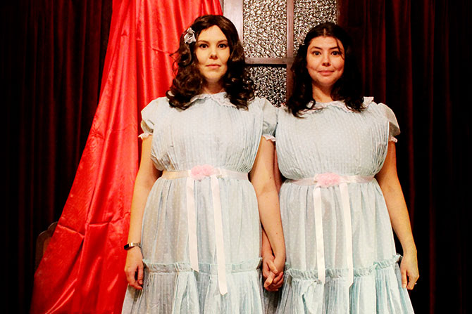 The Canberra sisters bringing your nightmares to life