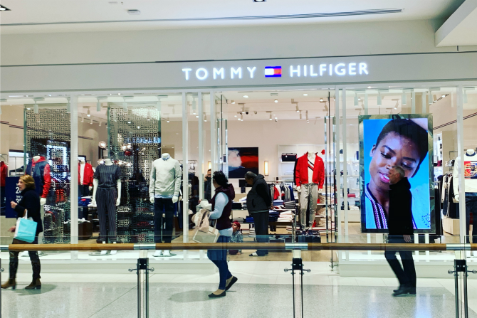 Tommy Hilfiger comes to Canberra