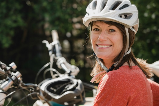 Get on your bike this Women's Health Week