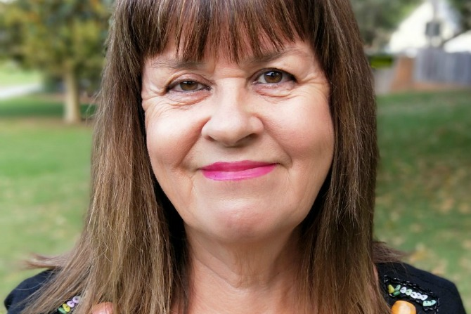 Five minutes with journalist and author Diana Plater