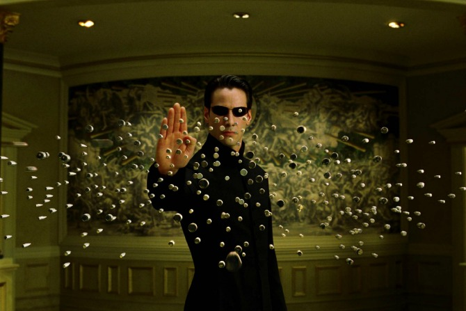 The executive producer of The Matrix is coming to Canberra