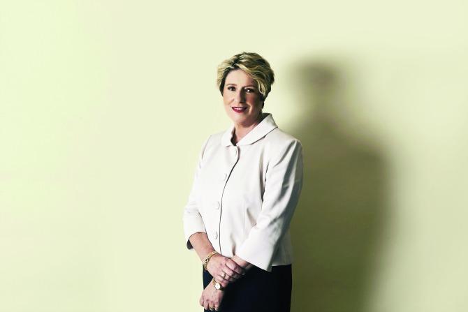 Women at Work: Debra Parker