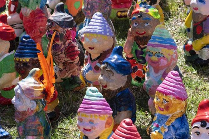 Gnome In Garden: Floriade: Eight Family-friendly Activities