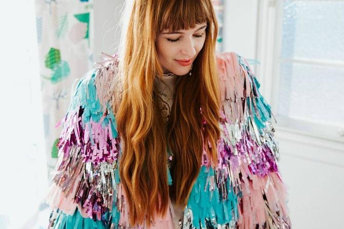 Tinsel queen Rachel Burke of @imakestagram is coming to Floriade