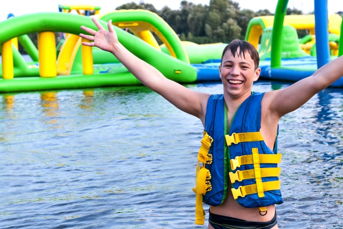 Everything you need to know about Canberra Aqua Park