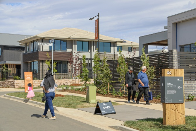Is This The Most Sustainable Community In Canberra?