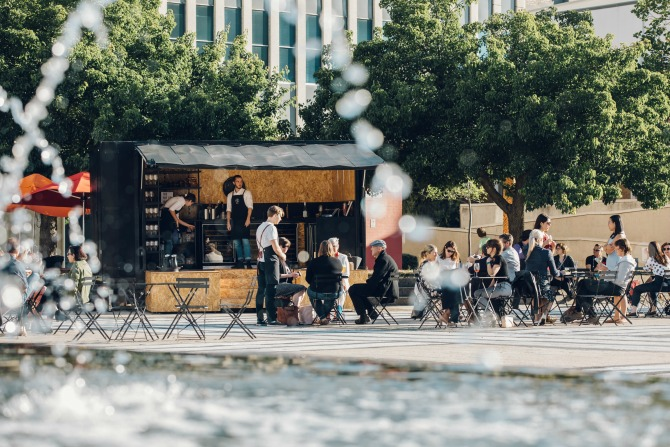 Eat and drink your way through DESIGN Canberra