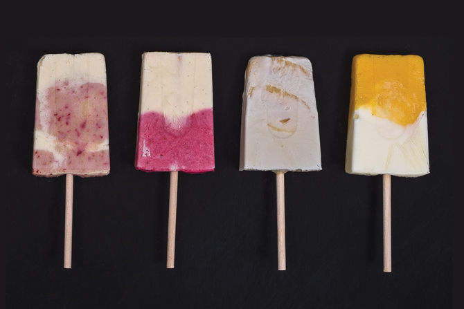 Sunshine on a stick: four popsicle recipes for summer