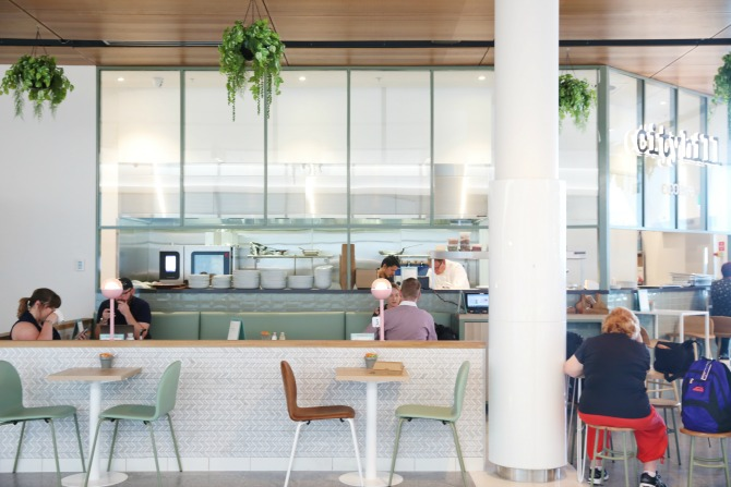 Eating at Canberra Airport just got a whole lot tastier