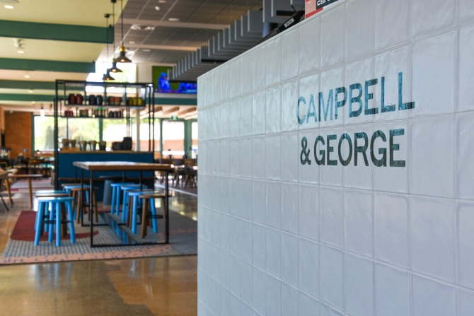 First Look: Campbell & George