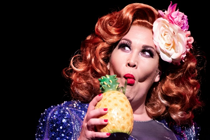 More ham than Christmas lunch: meet The Divine Miss Bette