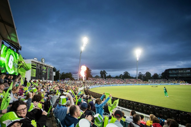 The where, what and when of cricket in Canberra this summer
