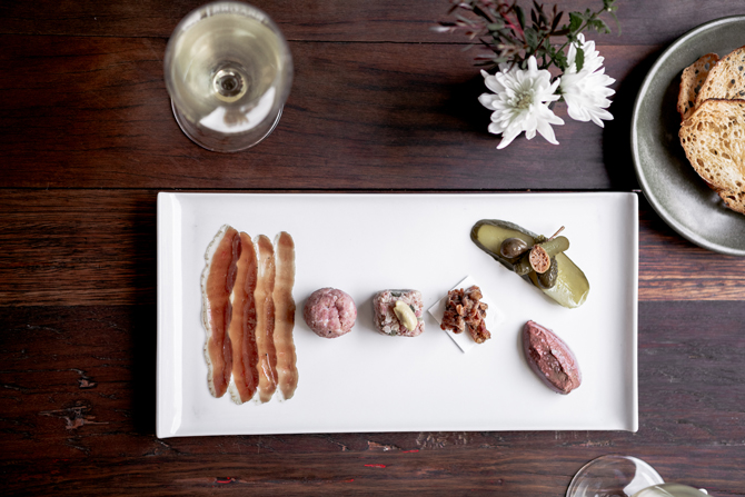 Sunday Supper Club: Grazing's Kurt Neumann