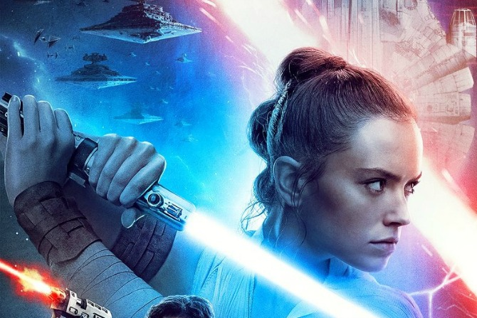 The End and Why I Don't Care What You Think: The Rise of Skywalker