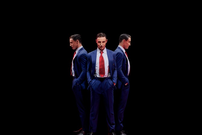 American Psycho – The Musical is coming to Canberra