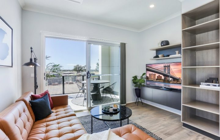 Apartments with the benefits of a house: Meet Ginninderry's Flexi-living