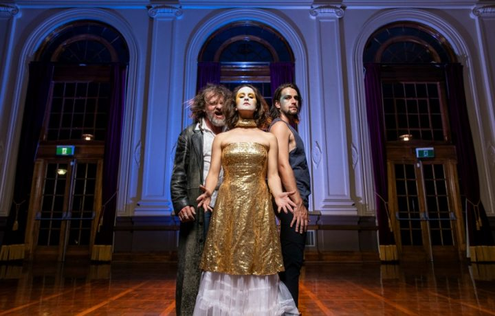 Art, Not Apart, Canberra's annual dose of weird and wonderful, is back