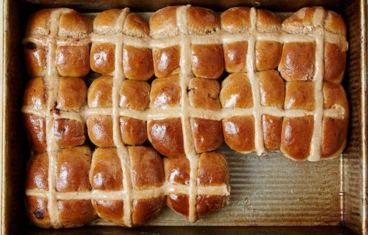 Sarah Wilson'slow-sugar recipes for Easter