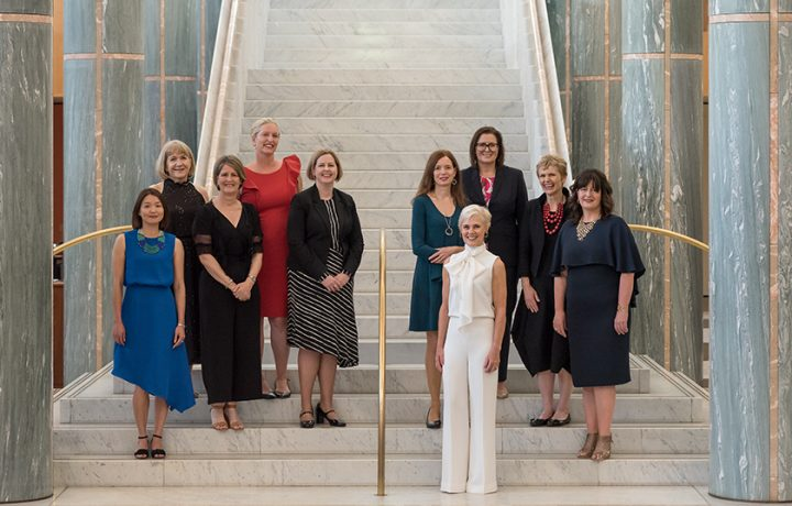 Trading concrete barriers for glass ceilings and beyond