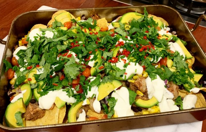 Recipe: Mexican in a hurry ¡Arriba!