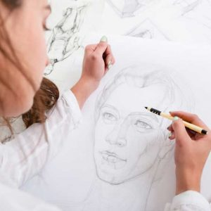 The National Portrait Gallery will offer a free online masterclass from 28 April