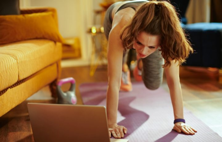Keep ACTIVE with free virtual fitness this May!