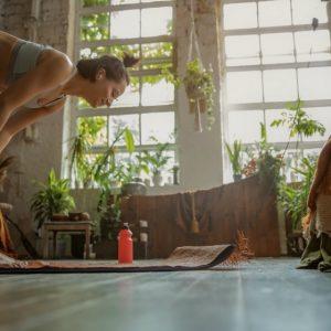 Pandemic Pilates: Thursday