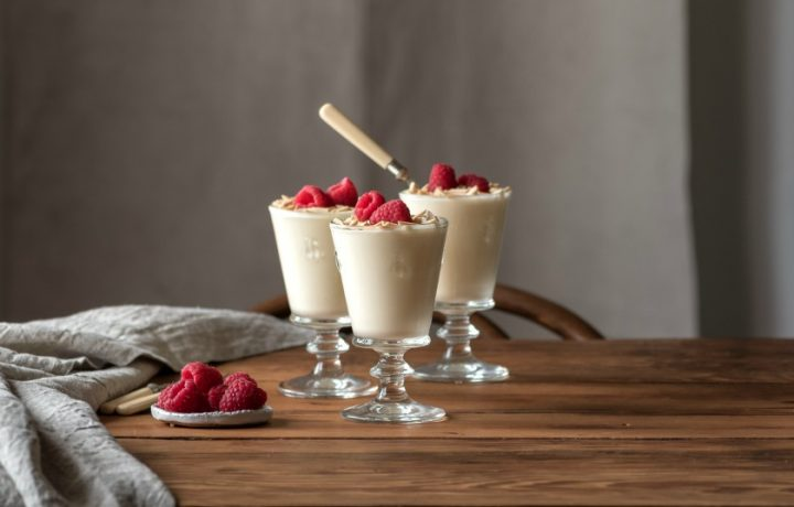 Family Recipes: White Chocolate Amaretto Mousse