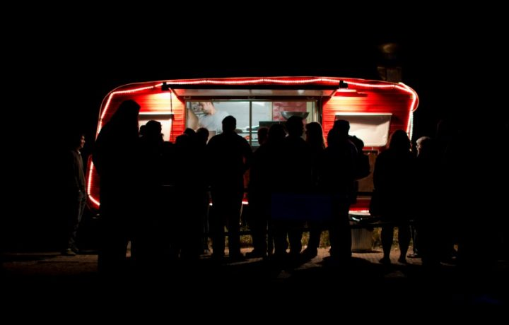 Brodburger is bringing their original van back—and they want YOU to tell them where it should go next