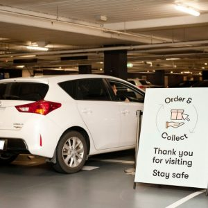 Canberra Centre launches contactless drive-thru