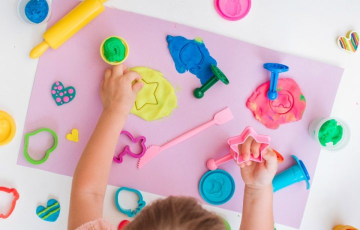 20+ at home activities for under fives