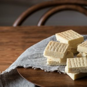 Family Recipes: Mama's Shortbread