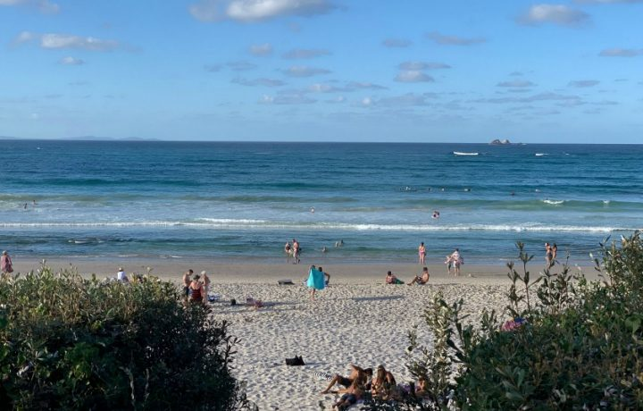 Breaking: You'll be able to fly Canberra to Byron Bay direct from July