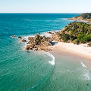 Canberra to Byron Bay—starting this Friday