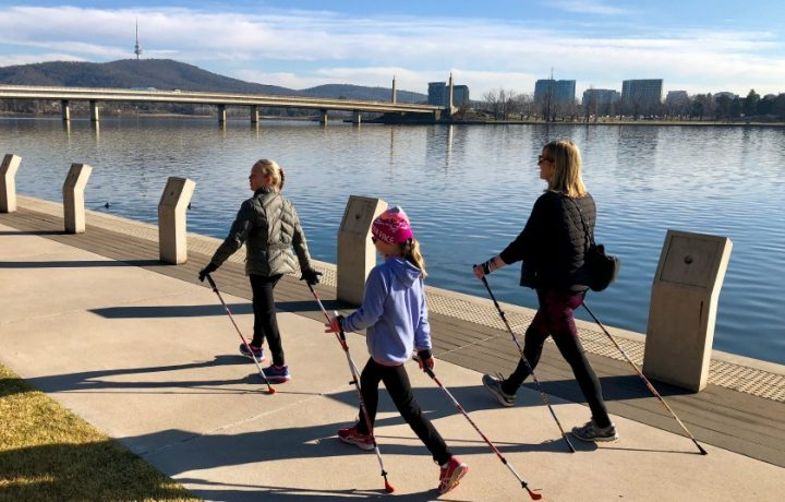 Local Loves: Capital Nordic Walking