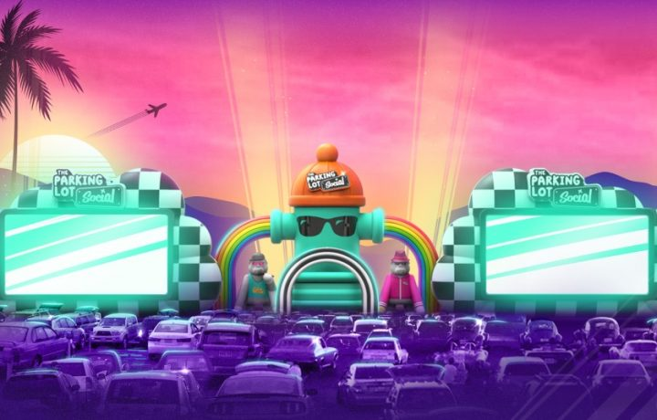 Canberra's first drive-in party has been announced—and it's big