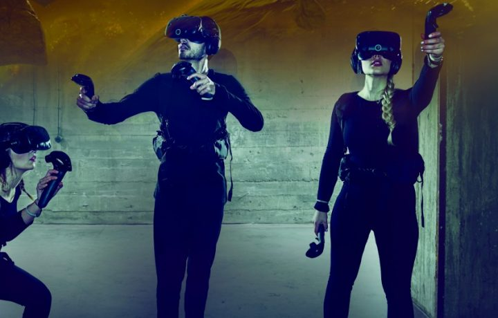 Local Loves: Metaphysica Virtual Reality Escape Rooms