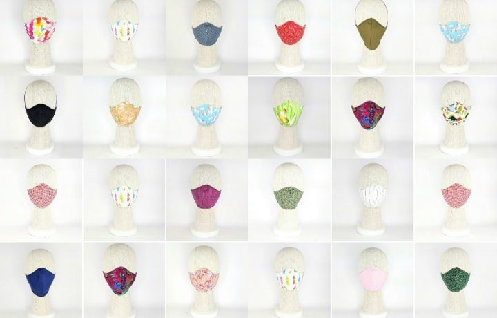 Where to buy locally-made fabric face masks in Canberra