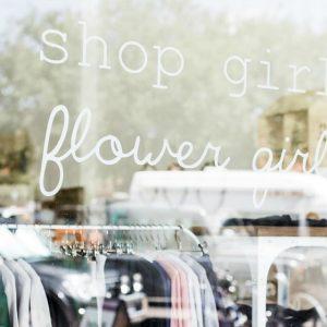 Local Loves: Shop Girl Flower Girl