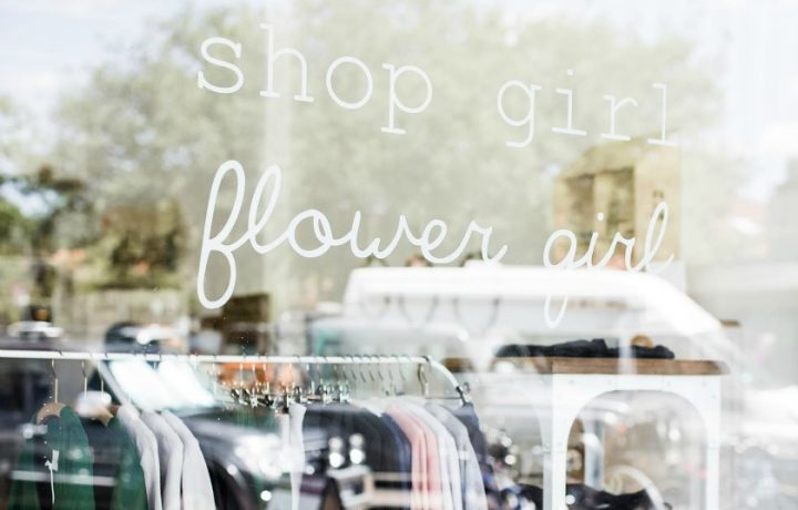 Local Loves: Shop Girl Flower Girl