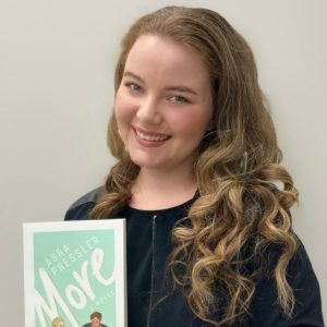 Five minutes with author Abra Pressler