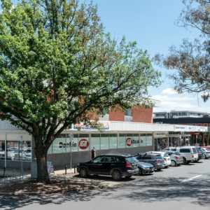 The Golden Age Of Suburban Shopping: Deakin Shops