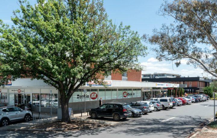 The Golden Age Of Suburban Shopping: Deakin Shops