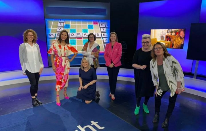 How a HerCanberra article landed me on SBS Insight discussing menopause