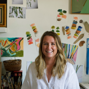 Five minutes with artist Madeline Young-Holborow