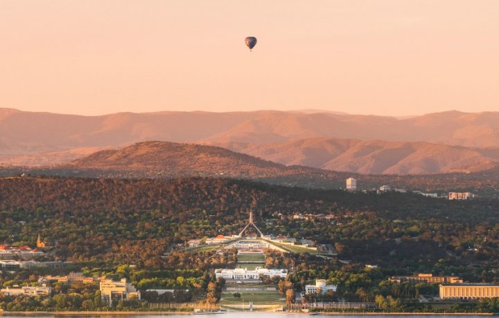 Meet Canberra's best hidden walks