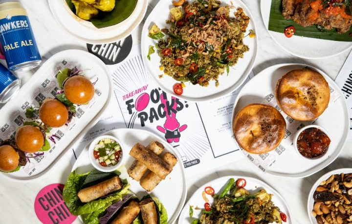 Melbourne icon Chin Chin will deliver to Canberra for one day only