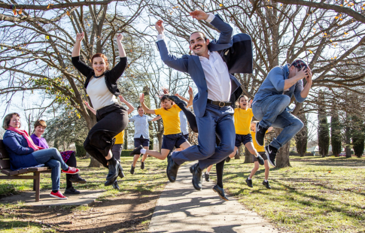 Australian Dance Party: dancing today for a greener tomorrow
